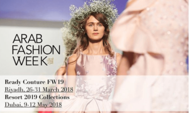 dubai fashion week 2019